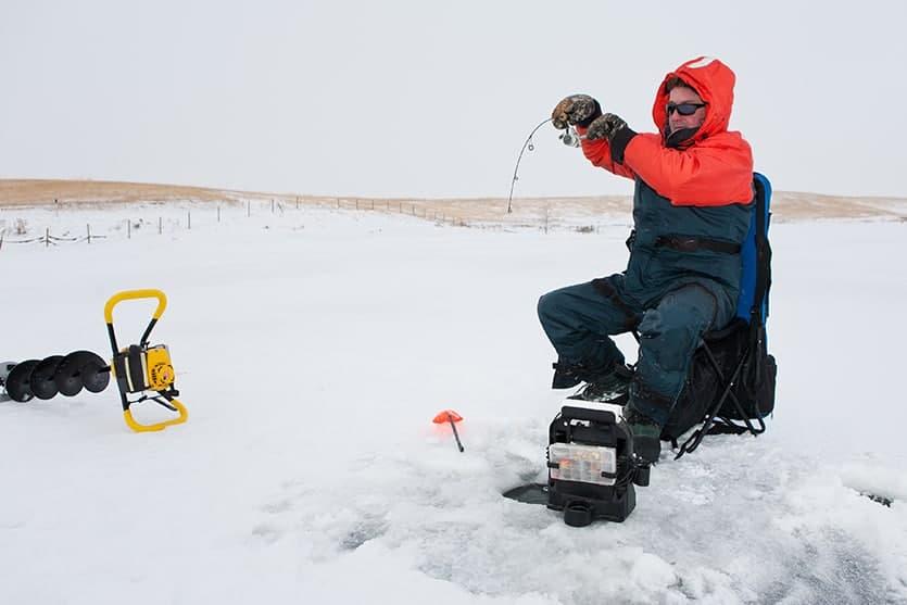ice fishing guide
